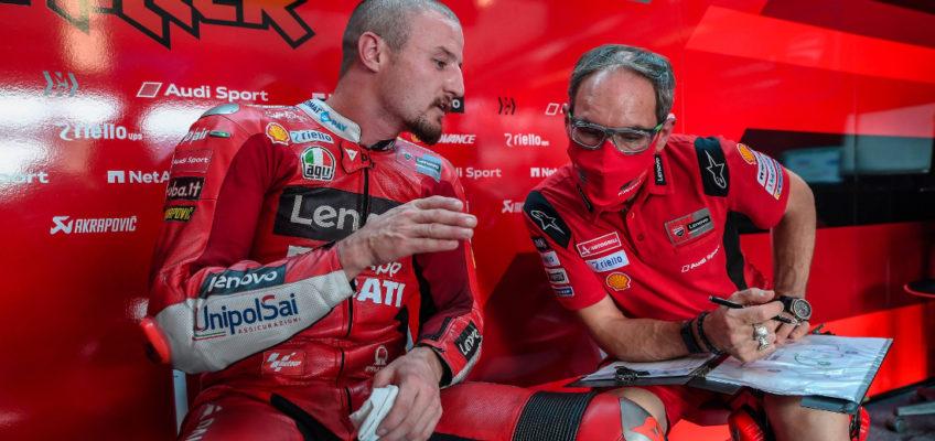 Jack Miller and Íker Lecuona go under the knife to fix 'arm pump'