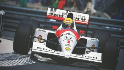 27 years without Ayrton Senna