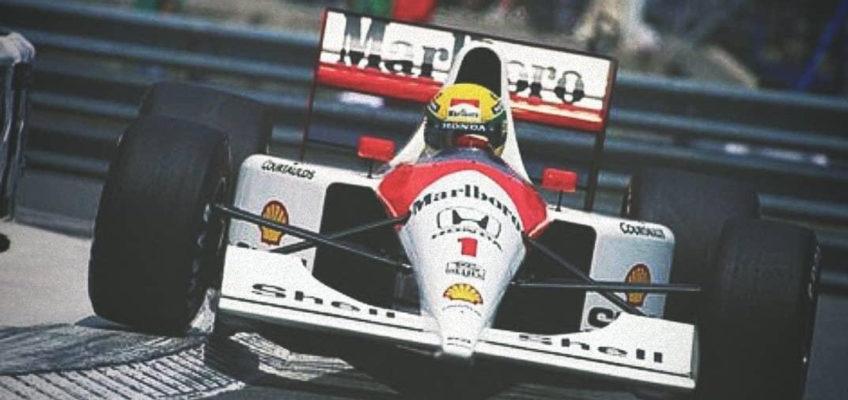 27 years without Ayrton Senna