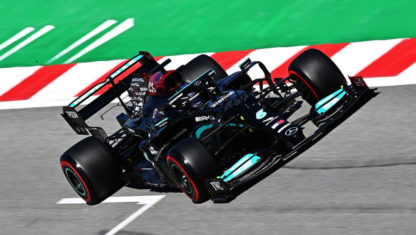 Spanish GP: Hamilton beats Verstappen again and consolidates his lead