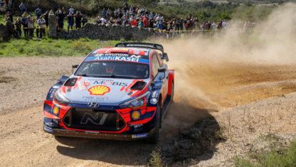 Dani Sordo will debut at Safari Rally in Kenia