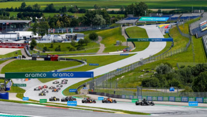 Cancelled 2021 Turkish GP replaced by Austrian double-header