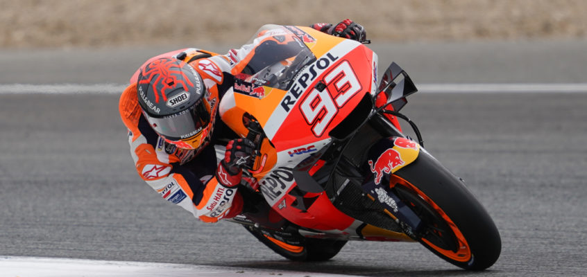 Marc Márquez and Honda's problems deepen