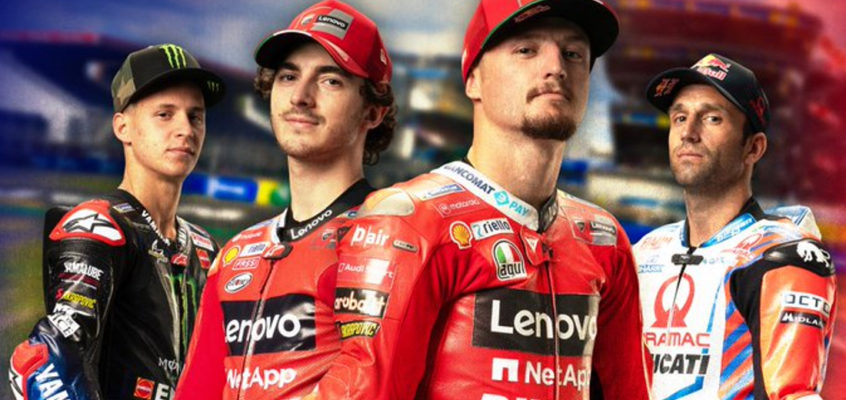 Preview French GP 2021:  Ducati & Bagnaia arrive leaders at Le Mans