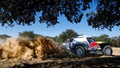 Andalucía Rally: Sainz and Al-Attiyah come head-to-head in Spain