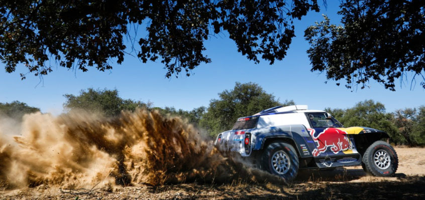 Andalucía Rally: Sainz and Al-Attiyah come head-to-head in Spain
