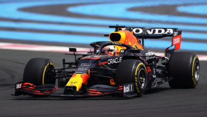 French GP: Red Bull and Verstappen take resounding victory