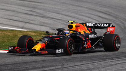 The 'secret' cosmetic product that gives Red Bull Racing its wings