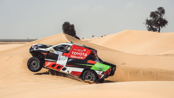 New Cross-Country World Championship launched with Dakar at its core