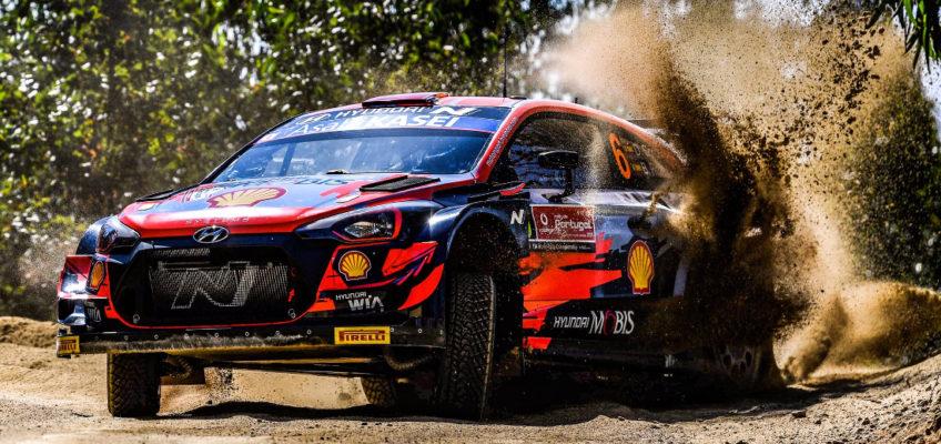 RallyItaly-Sardegna2021Preview: Hyundai come asfavourites to theMediterranean appointment