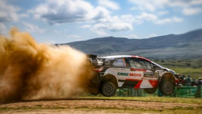 Safari Rally Kenia Preview: The most famous rally of the WRC is back