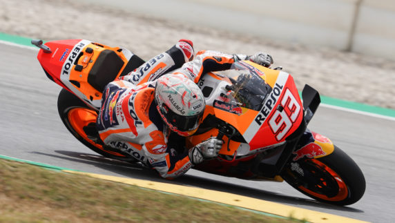 What's wrong with Marc Márquez? Three consecutive crashes