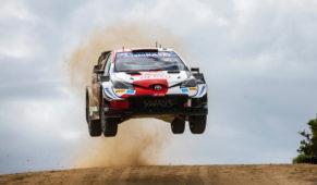 Rally Italia-Sardegna 2021: Surprise winner Ogier extends his lead