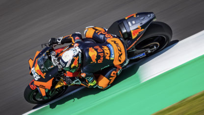 Catalan GP: Unexpected win for Miguel Oliveira & KTM