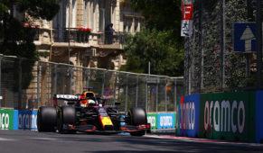 F1 Azerbaijan GP 2021: Red Bull face Baku as leaders