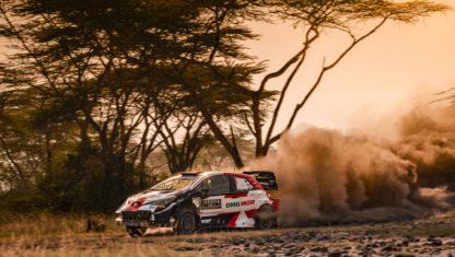 Safari Rally Kenia 2021: Ogier wins and extends his WRC lead