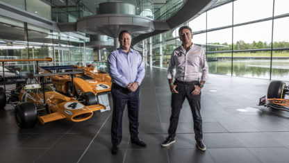 McLaren to join Extreme E in 2022