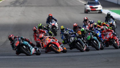 The Thailand GP is cancelled due to COVID