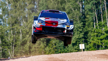 Rally Estonia: Rovanperä becomes WRC's youngest winner