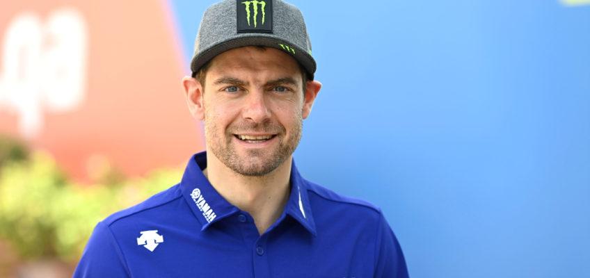 Crutchlow to replaceMorbidelliat SRT at next three MotoGP races