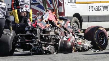 Red Bull hires a lawyer to probe Silverstone accident