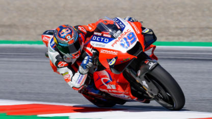 MotoGP Styrian GP2021: Jorge Martin takes maiden MotoGP victory