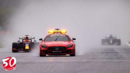 Belgium F1 GP 2021: Verstappen 'wins' cancelled Spa race