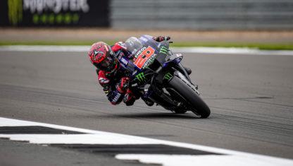 British MotoGP 2021: Quartararo dazzles inSilverstone