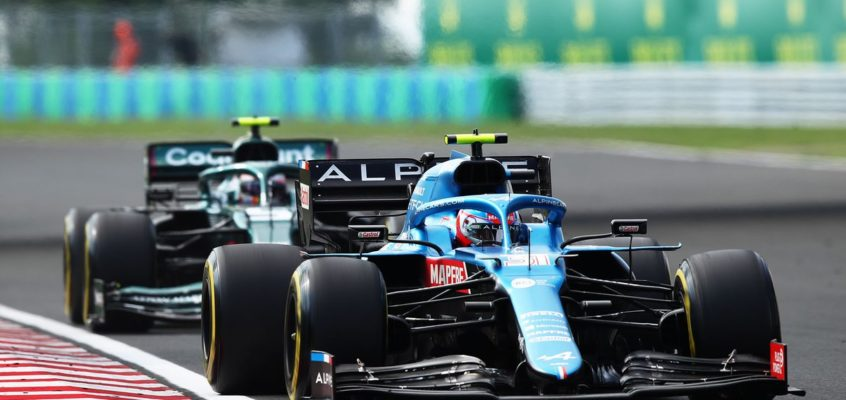 F1 Hungarian GP 2021: Ocon wins and Hamilton takes back the lead