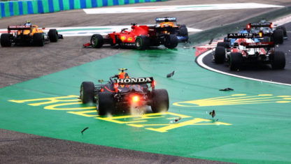 Ferrari: Those who cause the accident should foot the bill!