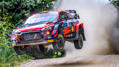 ThierryNeuville:Favouriteto winYpres Rally