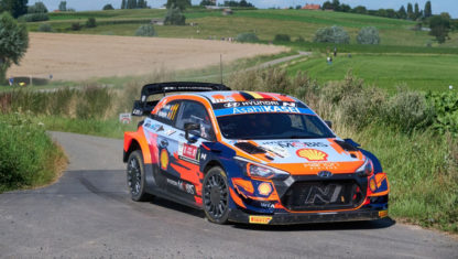 WRC Ypres Rally 2021: Neuville scores emotional home victory