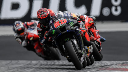 British MotoGP 2021 Preview: Quartararo arrives a solid leader in Silverstone