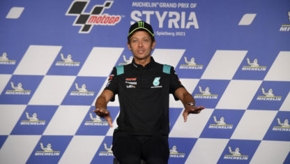 Valentino Rossi to retire at the end of  2021 season