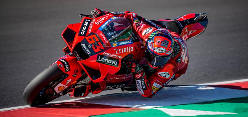 San Marino MotoGP 2021: Bagnaia keeps the championship alive after winning at home