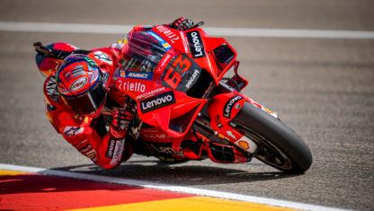 Aragon MotoGP 2021: Bagnaia defeats Marquez to claim first MotoGP win