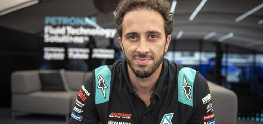 Dovizioso returns to MotoGP with SRT Racing in replacement of Morbidelli