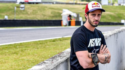 Dovizioso will return to MotoGP with SRT in 2021 as Morbidelli moves to Yamaha