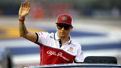 Kimi Raikkonen to retire from F1 at the end of the season