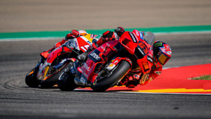 San Marino MotoGP Preview 2012: Bagnaia leads the Italian faction at home