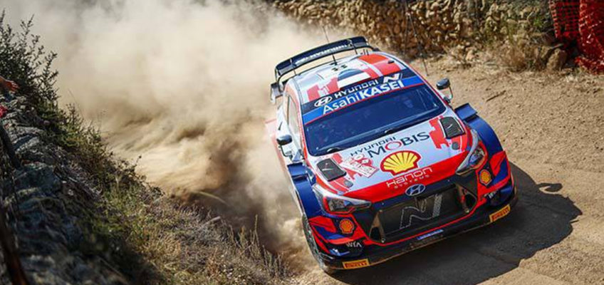 Preview Acropolis Rally Greece 2021: The 'Rally of Gods' returns to the WRC after eight years