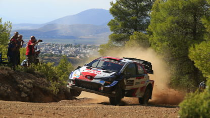 WRC Acropolis Rally Greece 2021: Rovanperä, a new god at the Greek Olympus