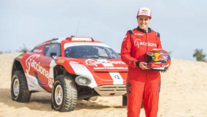 Laia Sanz to move on to four-wheel racing for Dakar 2022