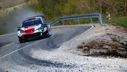 Sebastien Ogier chances to claim WRC title in Spain