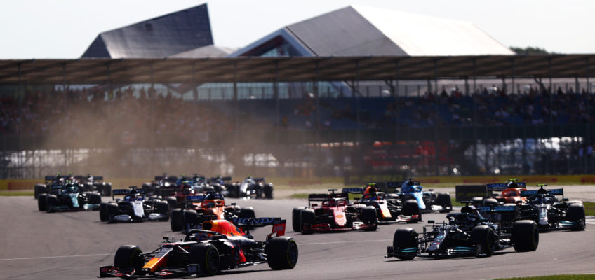 One-third of F1 weekends could take the sprint qualifying format in 2022